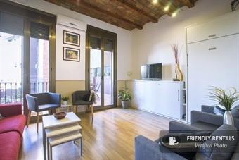 The Tetuan Apartment in Barcelona