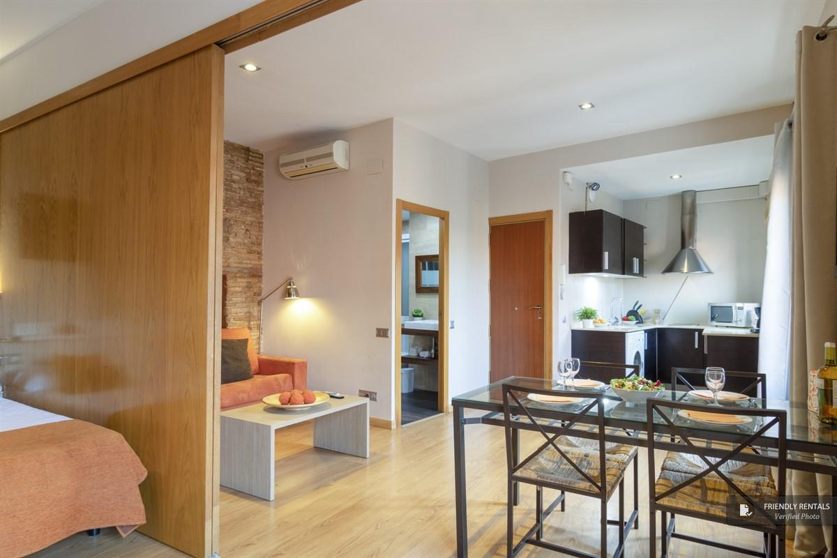 L'Appartement Mozart à Barcelone