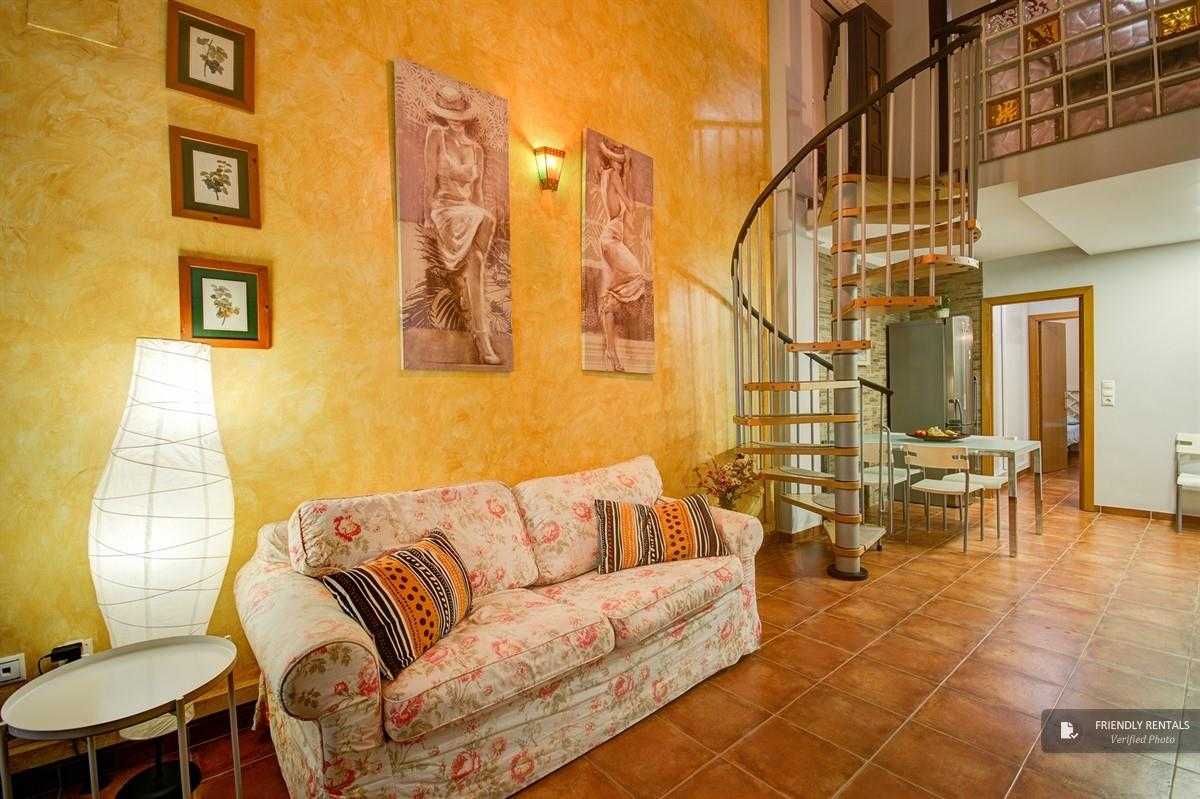 Das Beethoven Appartement in Valencia