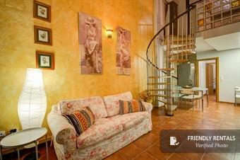 The Beethoven Apartment in Valencia