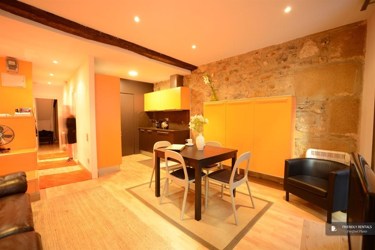 Das Santa Maria Appartement in San Sebastian