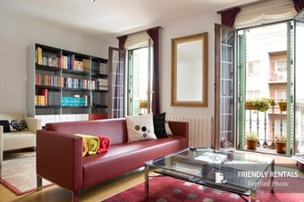 The Channing Apartment in Barcelona
