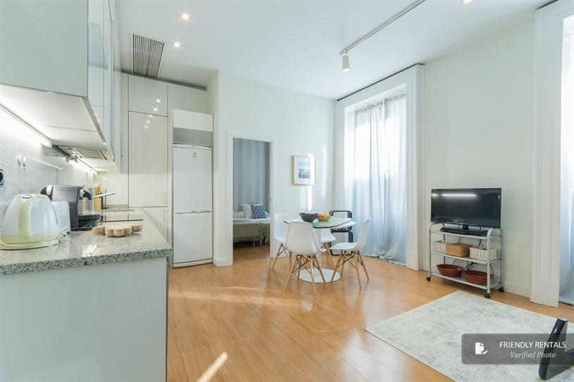 The Chueca III Apartment in Madrid