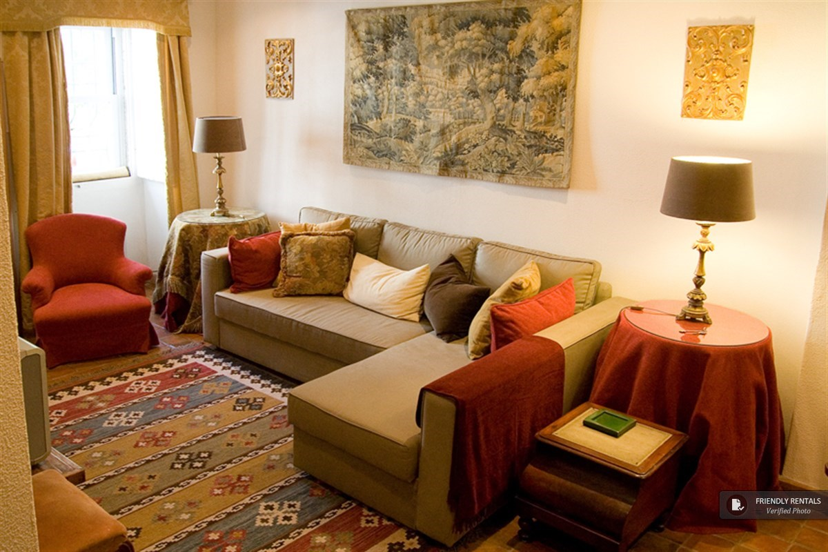 The Estrela Apartment in Lisbon