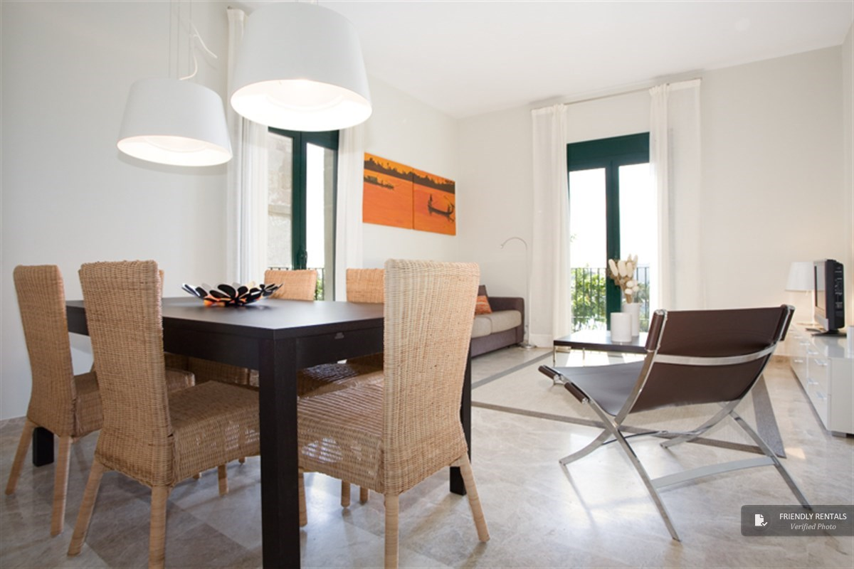 L'appartment Rousseau I à Barcelone