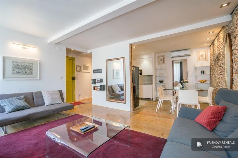 The Baixa Apartment in Lisbon