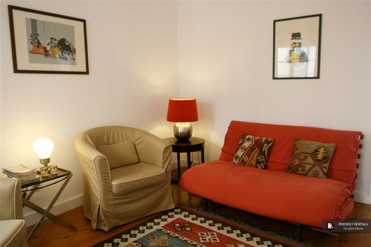 The Sao Jorge Apartment in Lisbon