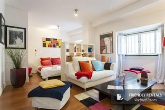 The Flor da Murta Apartment in Lisbon