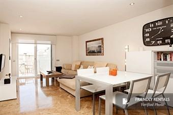 O Apartamento Beach Attic in Sitges