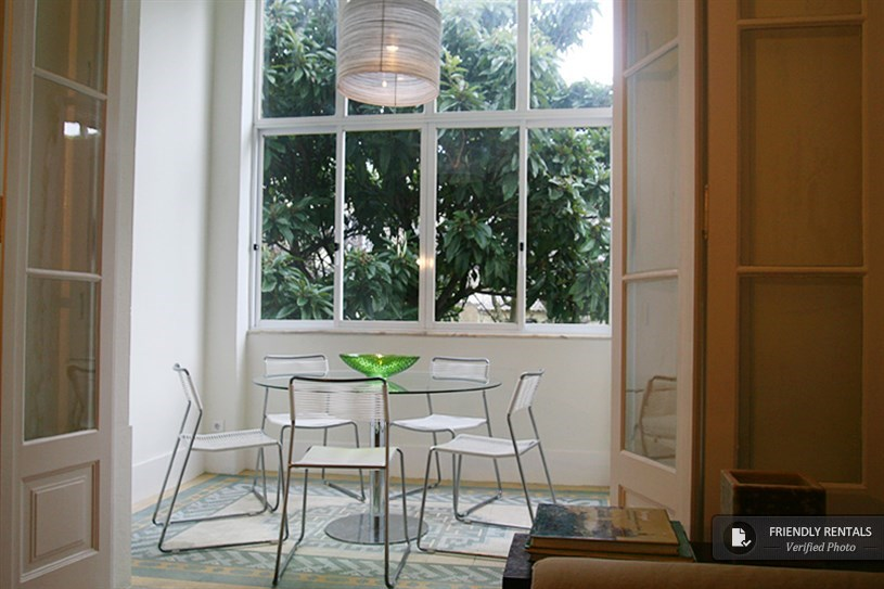 Apartment flat to rent in Lisbon, Gulbenkian