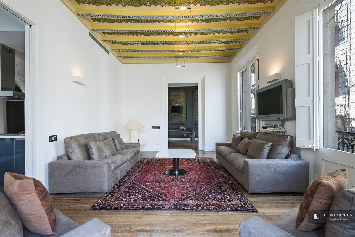 The Sant Jaume Apartment in Barcelona