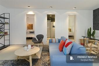 The Chueca I apartment in Madrid