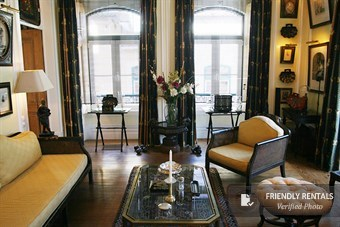 The Bonaparte Apartment in Lisbon