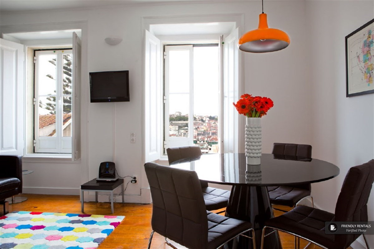 Das Achada Appartement in Lissabon