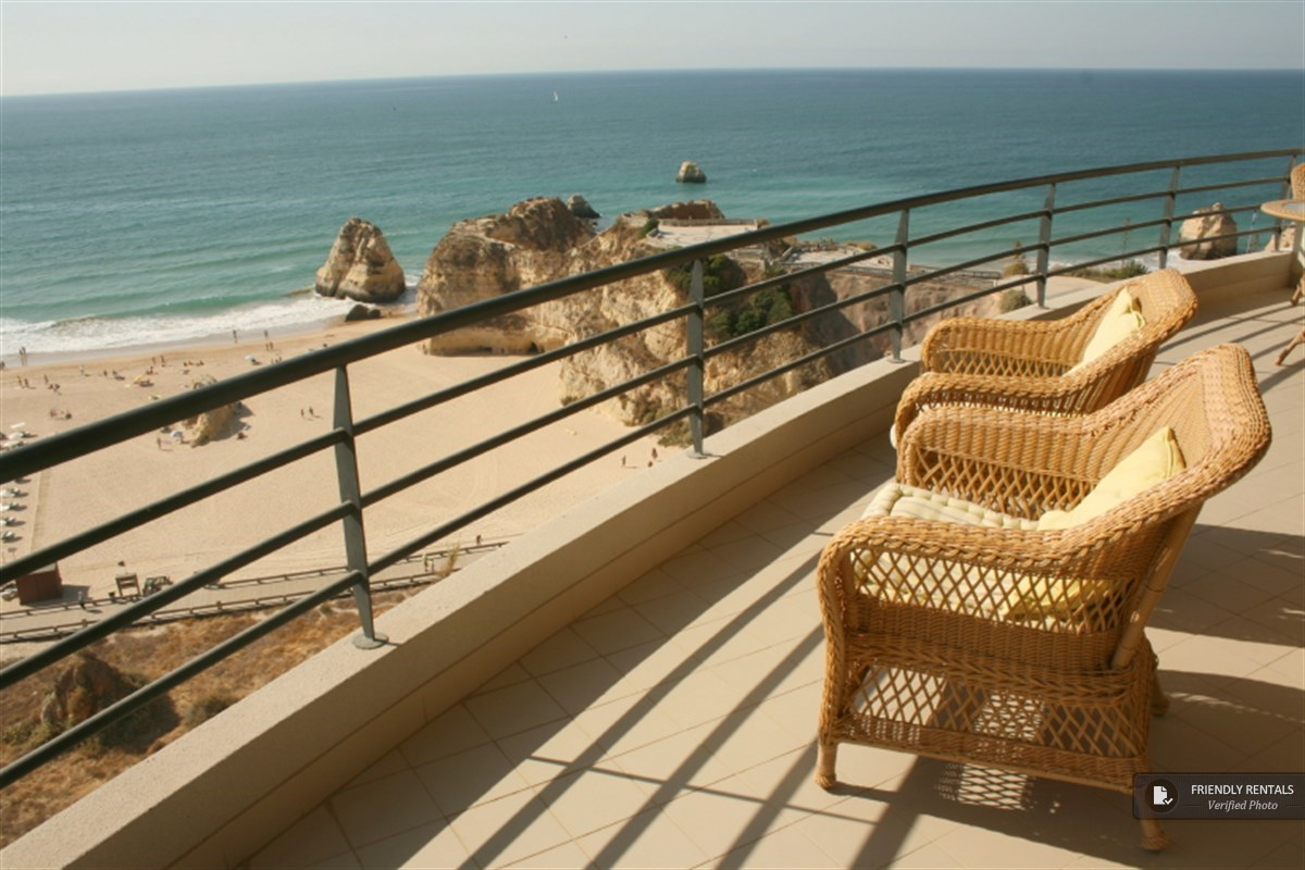 The Praia da Rocha Apartment in Portimão, Algarve