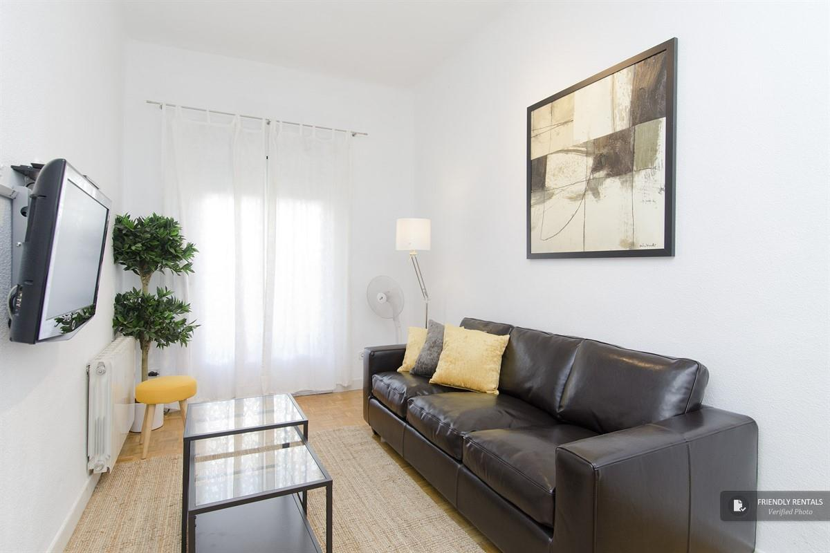 The Arguelles Apartment in Madrid