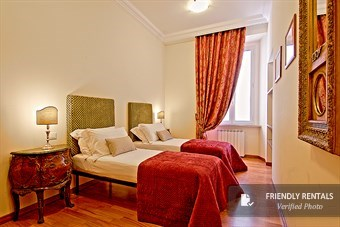 The Prestige I Apartment in Rome