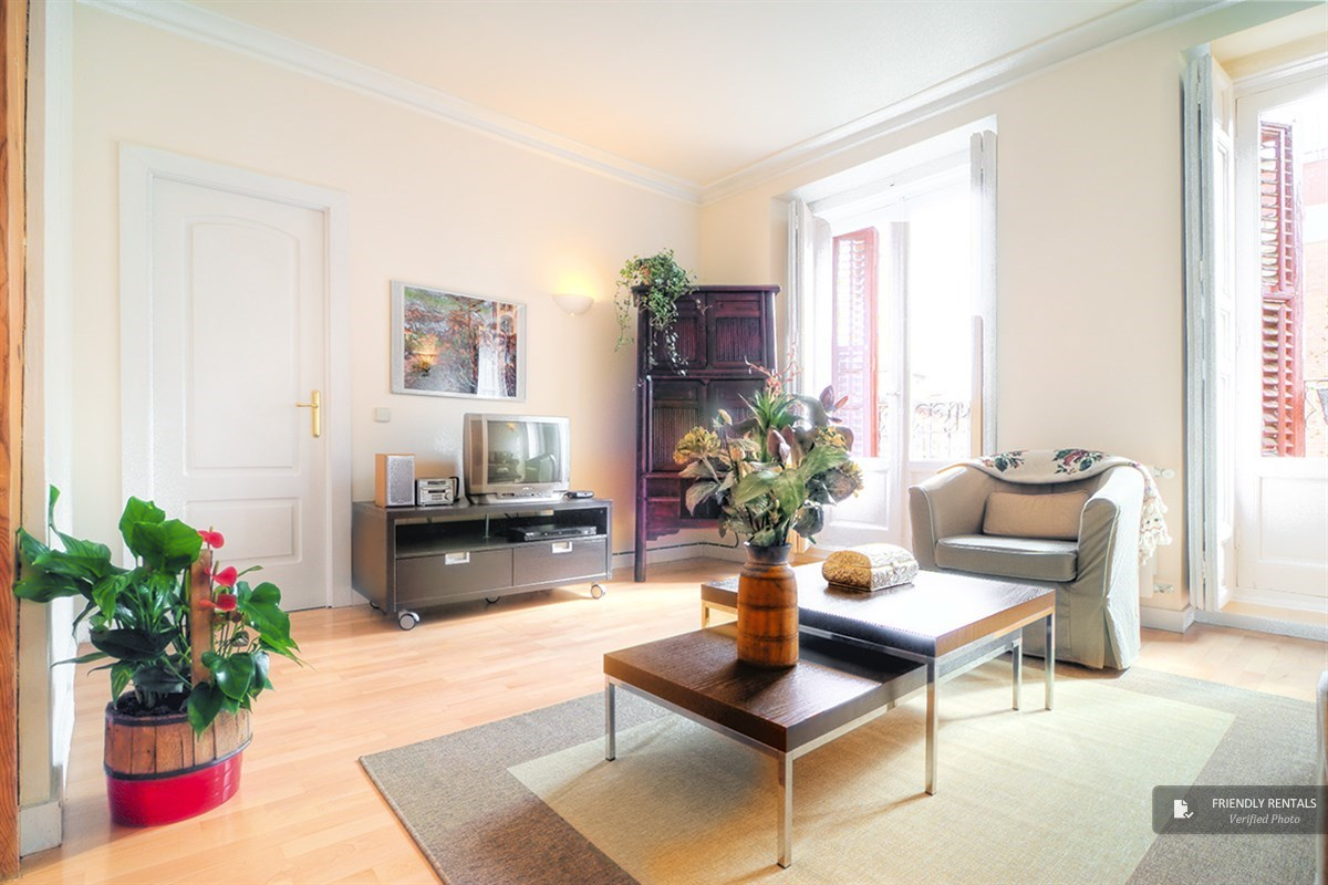 L'appartement de Princesa sur Madrid