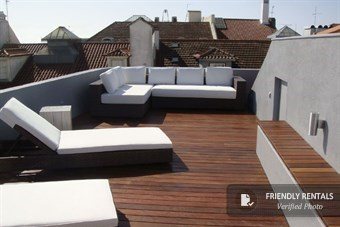 The Bairro Terrace Apartment