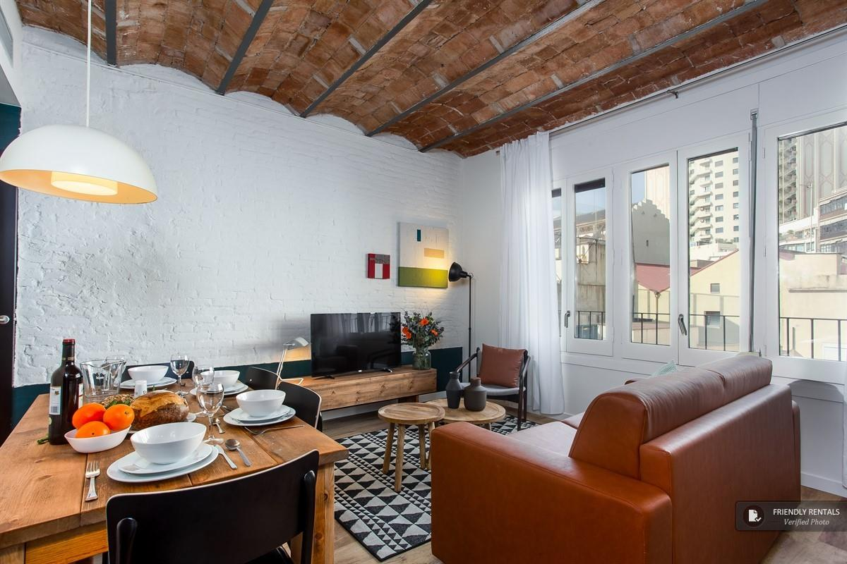 The Music VIII apartment in Barcelona