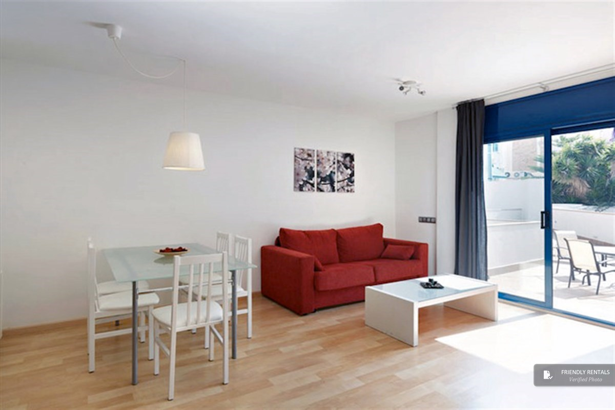The Emendis 1-2 Apartment in Sitges