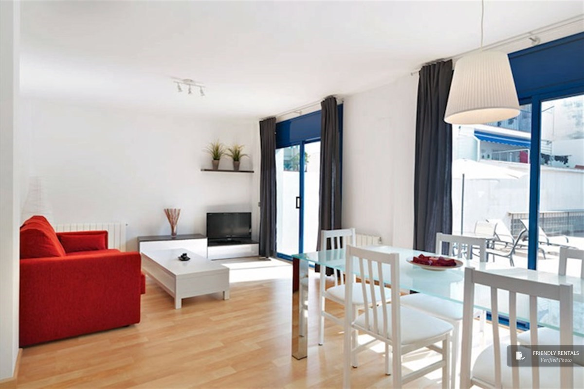 The Emendis 1-3 Apartment in Sitges