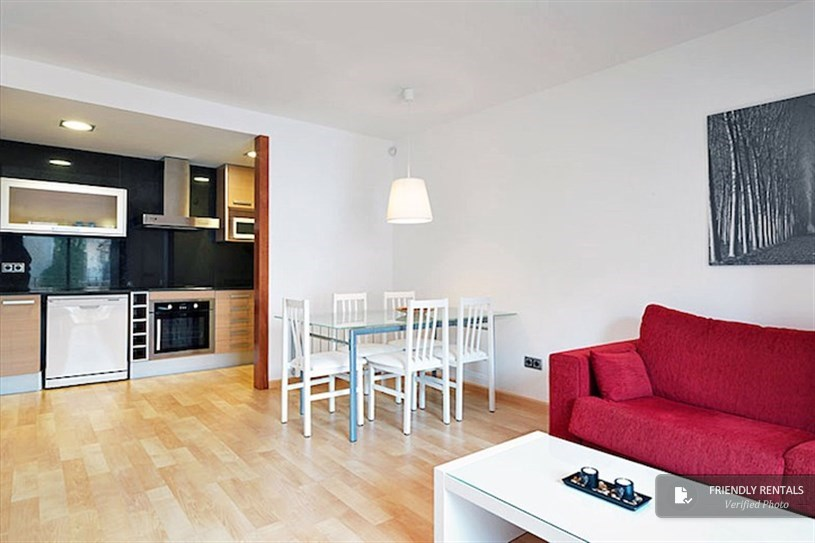 The Emendis 2-2 Apartment in Sitges