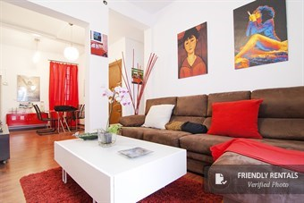 Das Appartement Baudelaire III Madrid