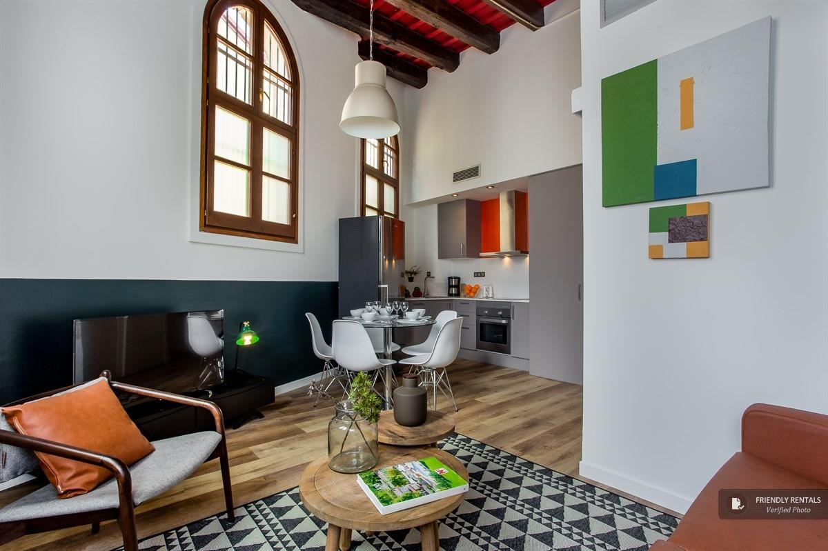 The Music PB III Apartment in Barcelona