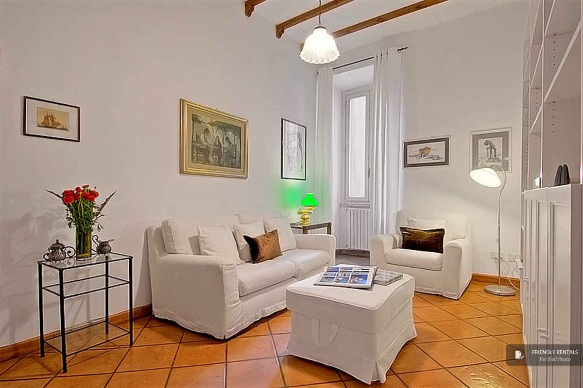 Das Rigoletto Appartement in Rom