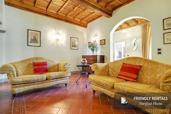 The David Apartment in Florence