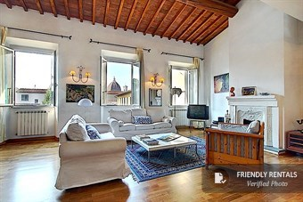 The Demetra Apartment in Florence