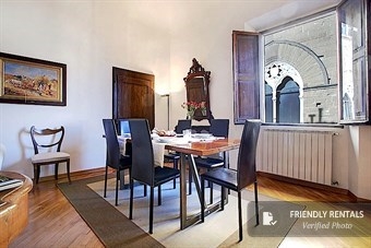 The Lucrezia Apartment in Florence