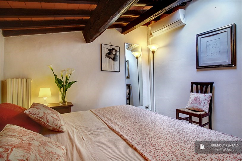 The Violetta Apartment in Florence