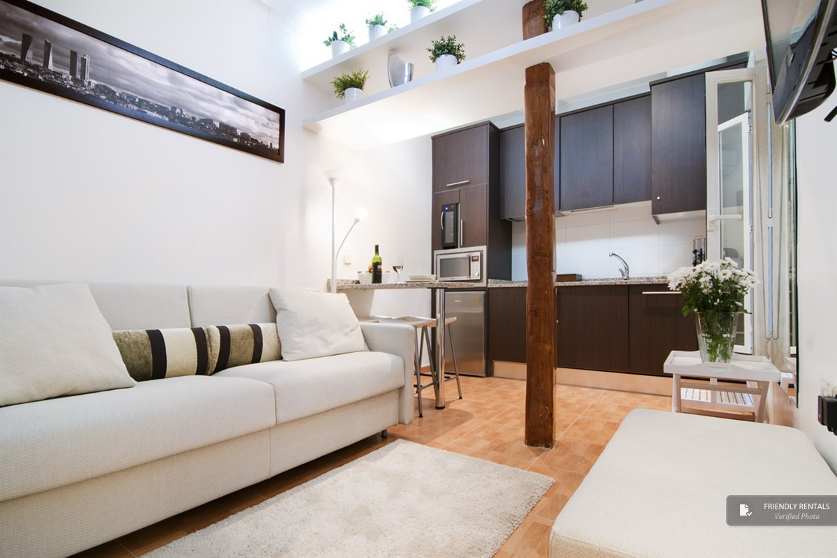 L'appartement GenovaMad à Madrid
