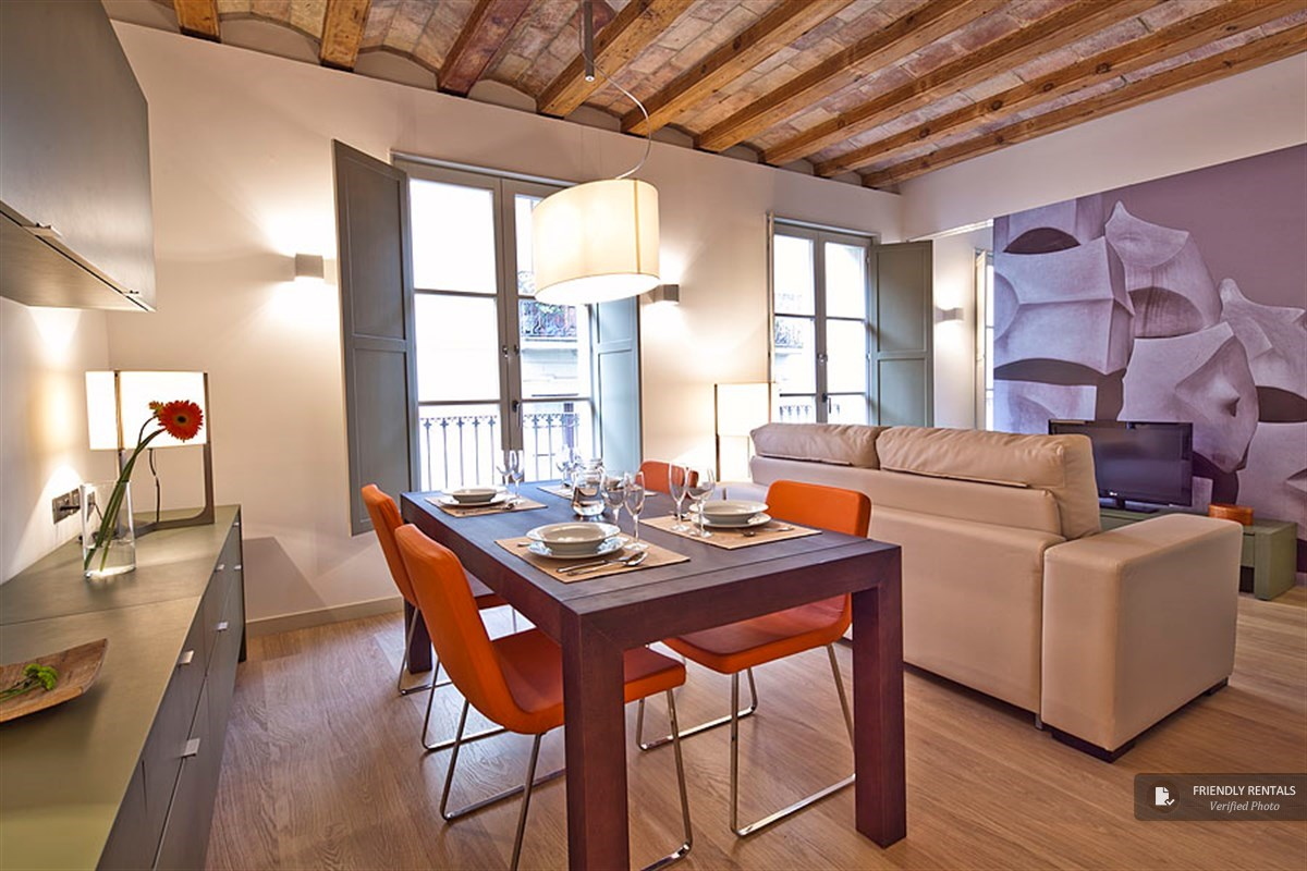 The PTF Pedrera Apartment in Barcelona