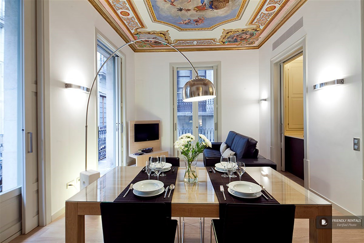 Das PTF Barri Gotic Apartment in Barcelona
