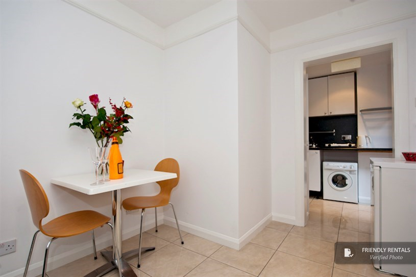Das Paddington Mews Appartement in London