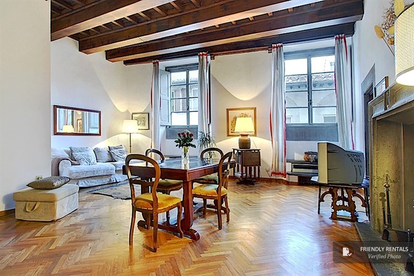 Das Ambra Appartement in Florenz