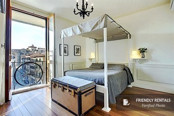 The Euridice Apartment in Florence