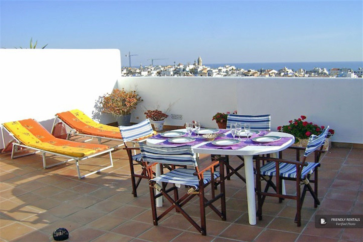 The Linda Vista Apartment in Sitges