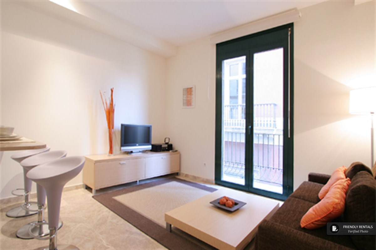 L'appartement Gallo III à Barcelone