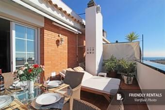 The Sunset Apartment in Sitges
