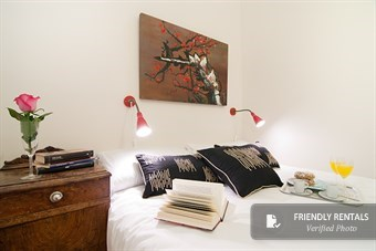 The Paseo del Arte IV apartment in Madrid