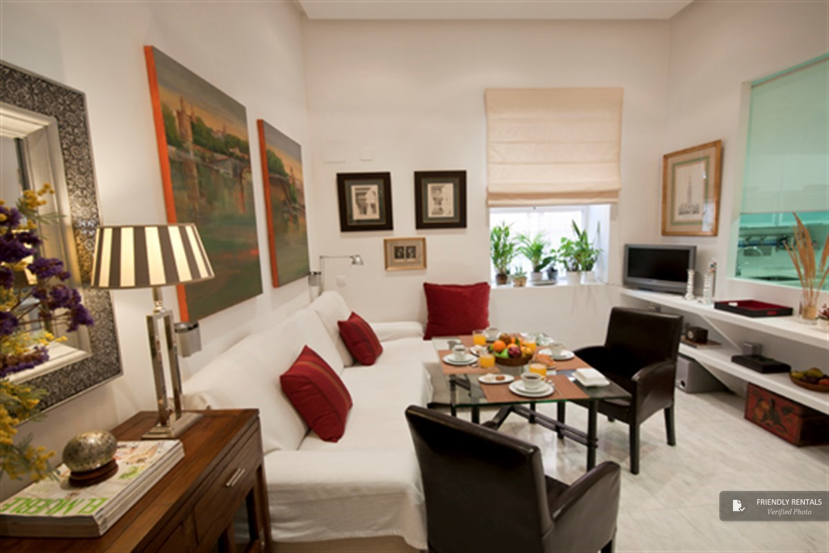 Das San Marcos Appartement in Sevilla