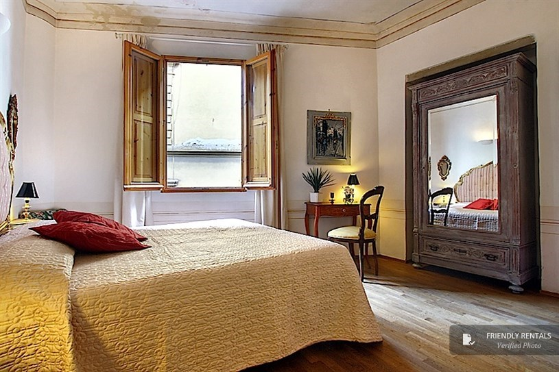 The Merisi I Apartment in Florence