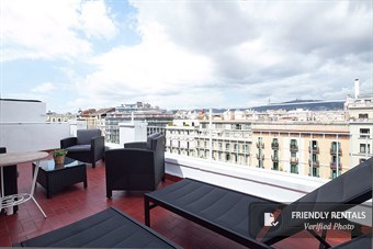 Das Gran Via Terrace IV Appartement