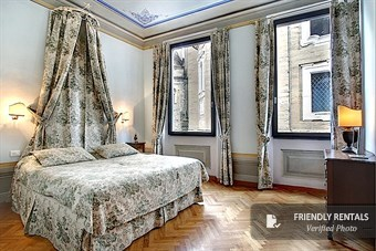 The Lorenzo I Apartment in Florence