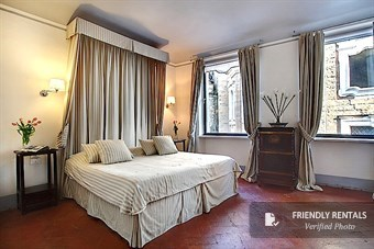 The Lorenzo II Apartment in Florence