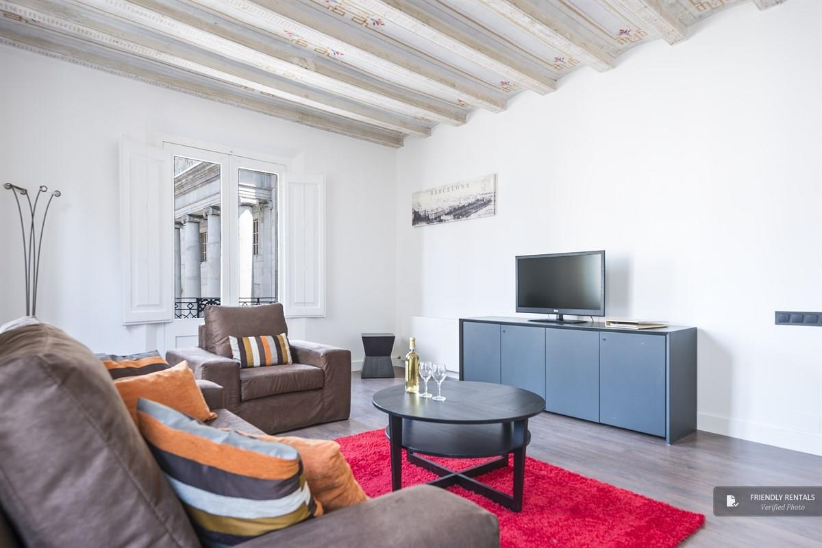 The Sant Jaume III Apartment in Barcelona